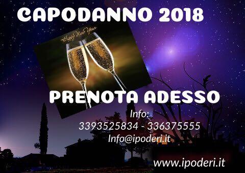 Capodanno  alternativo in Toscana 2017 – 2018