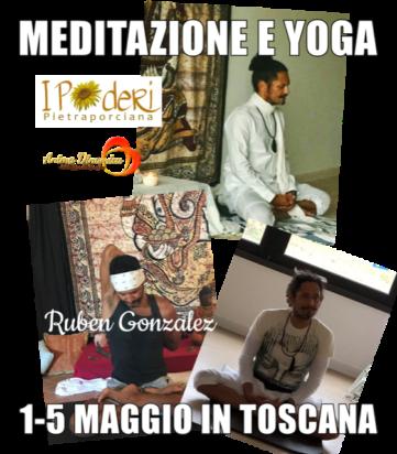 Yoga e Meditazione come via di consapevolezza del proprio universo…