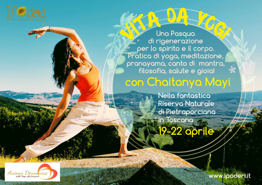 Vita da Yogi  Speciale Retreat
