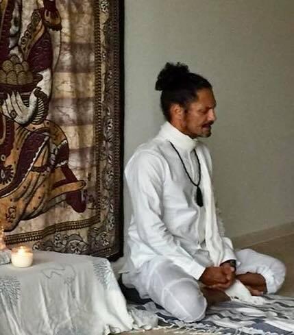 Meditazione con Ruben Gonzalez