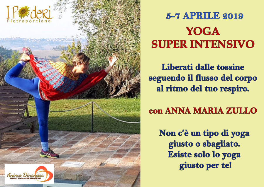 Week-end Yoga Super Intensivo